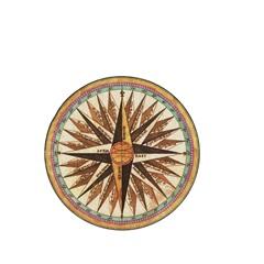 kompass klein unten